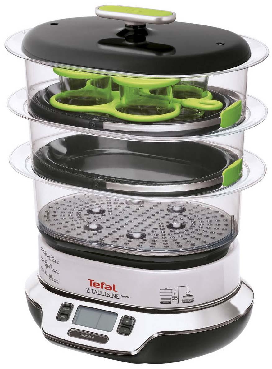 Tefal vs4003 vita cuisine vaporiera for Cuisine tefal